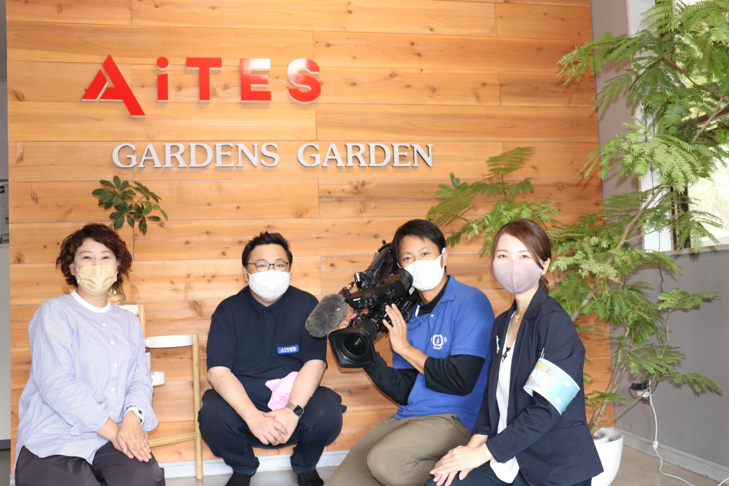 岡崎のケーブルテレビmicsネットワークさんが取材に来てくれました。